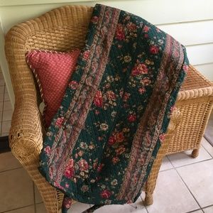 Rare, Retired Vera Bradley Greenbriar Garment Bag